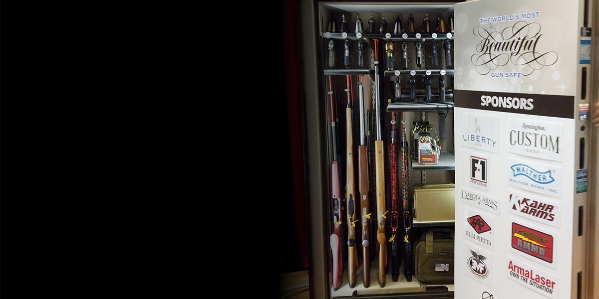 Gun Storage Solutions - Rifle Rods, Handgun Hangers & Gun Safe