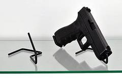 kikstand handgun display stand