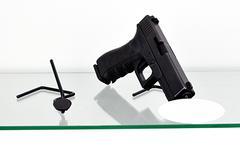 kikstand price tag gun display stand