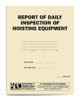 APC 6-1494: Report of Daily Inspection of Hoisting Equipment