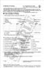 APC 5000-23 MSHA Certificate of Training form.