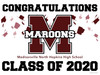 Madisonville North Hopkins High School (MNHHS Maroons)