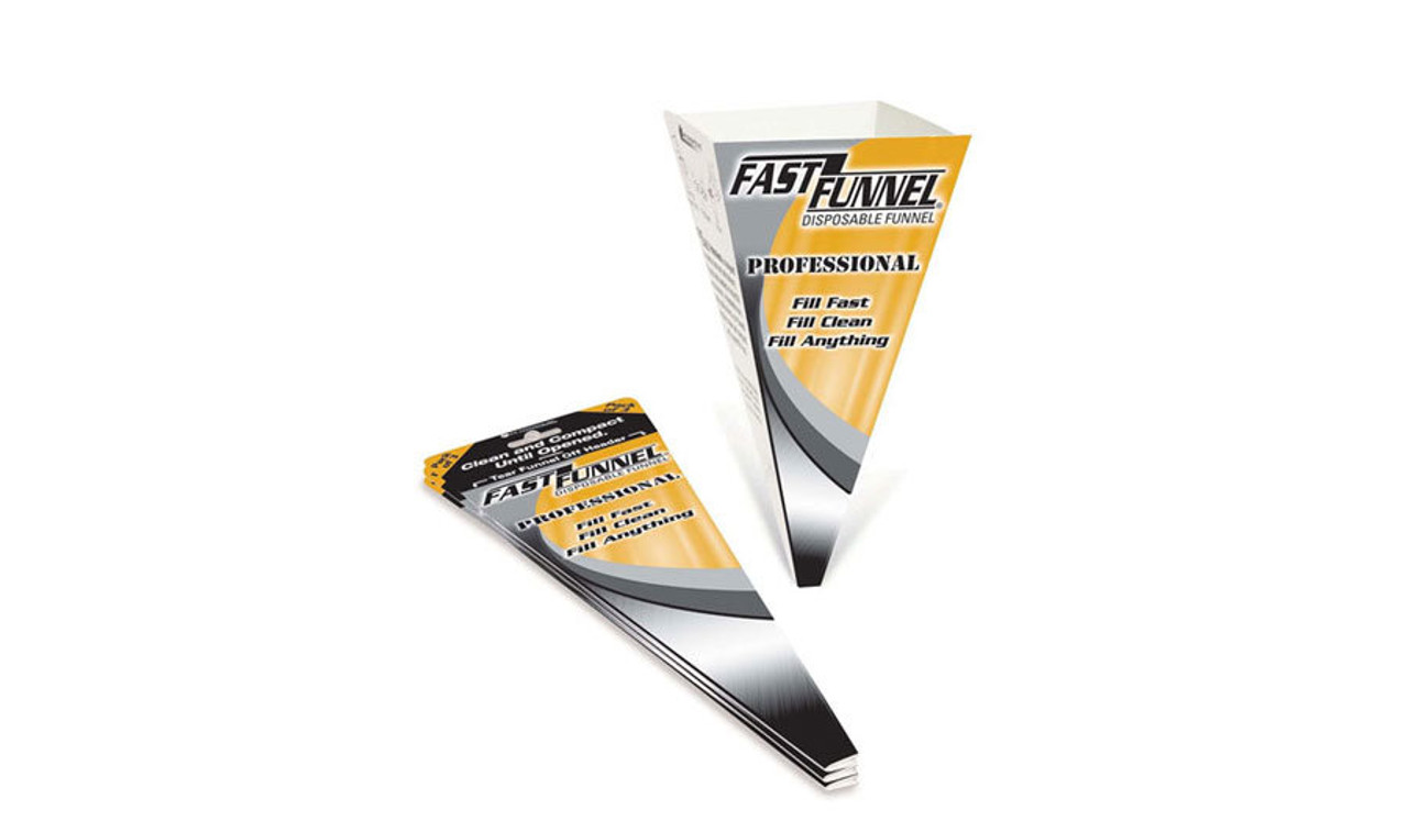 Fast Funnel Disposable Funnel Professional