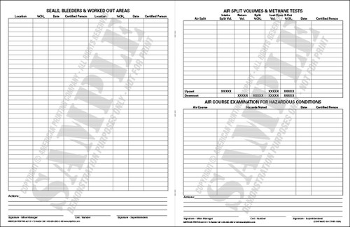 Inside Sample Form