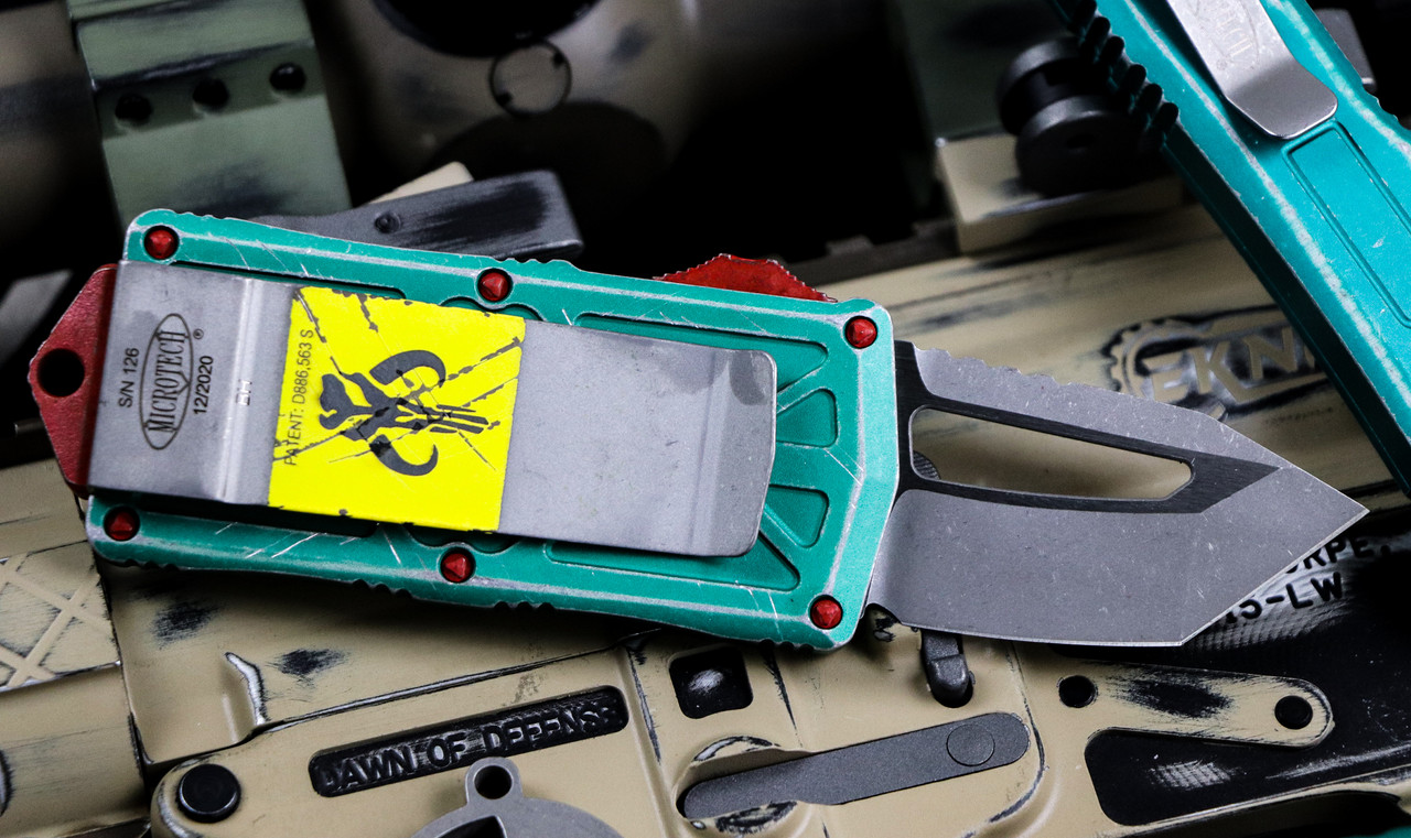 Microtech Exocet Knives