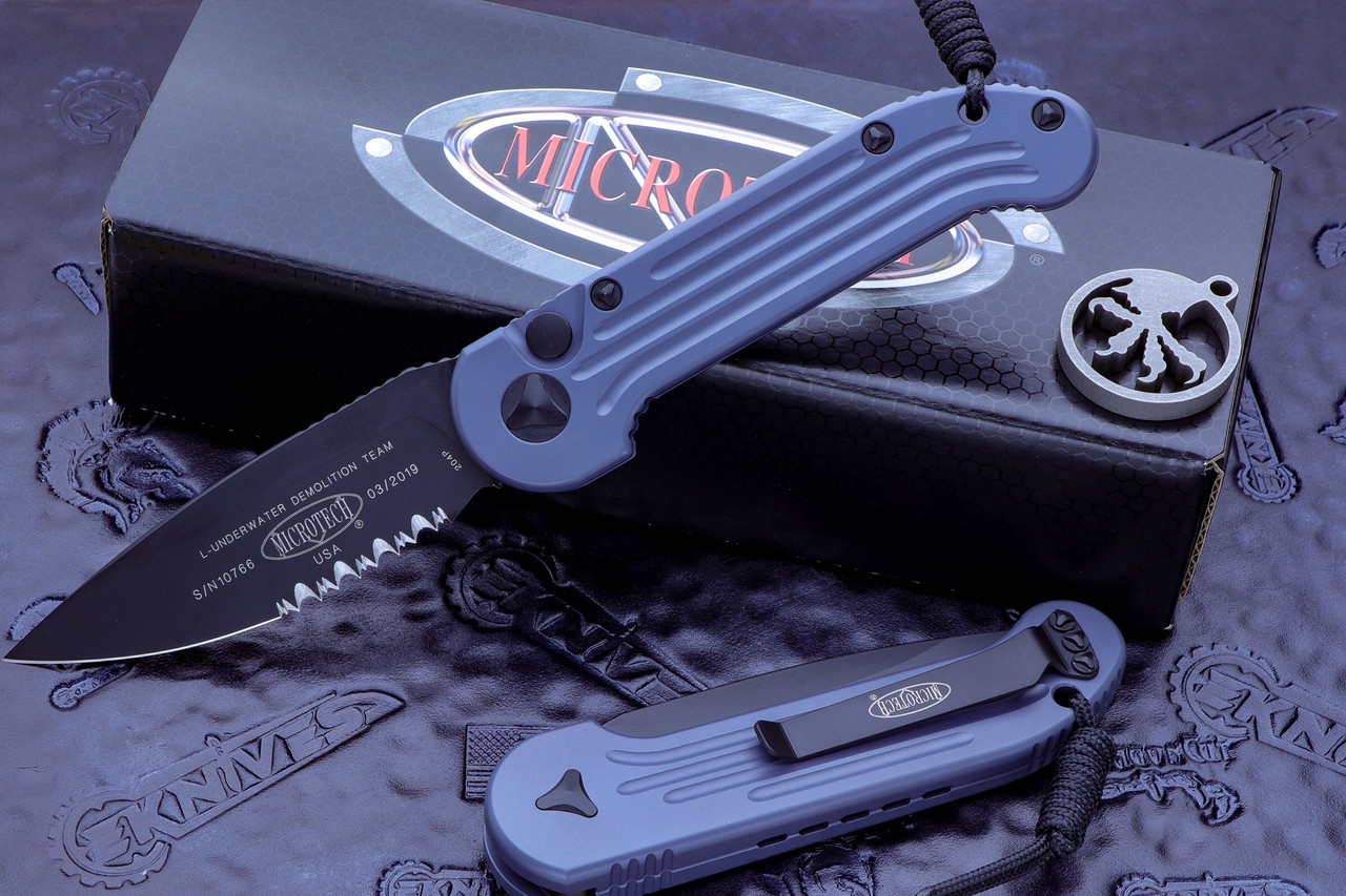 Microtech LUDT Knives