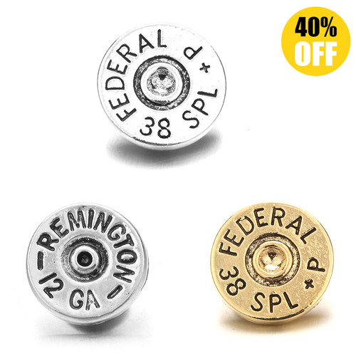 18MM Letters  Snap Jewelry Charms LSSN780