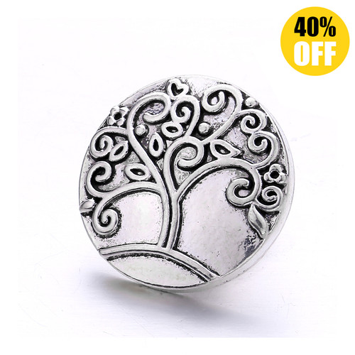 18MM Lush Tree Snap Jewelry Charms LSSN803