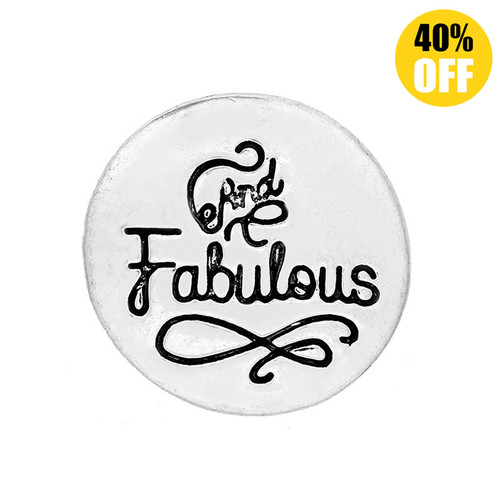 18MM Fabulous Snap Button Charms LSSN132