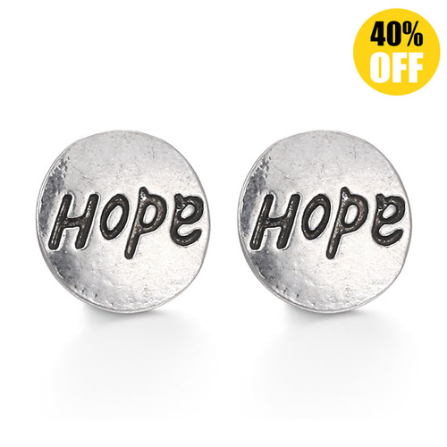 Hope Snap Charms Jewelry LSSN12MM10