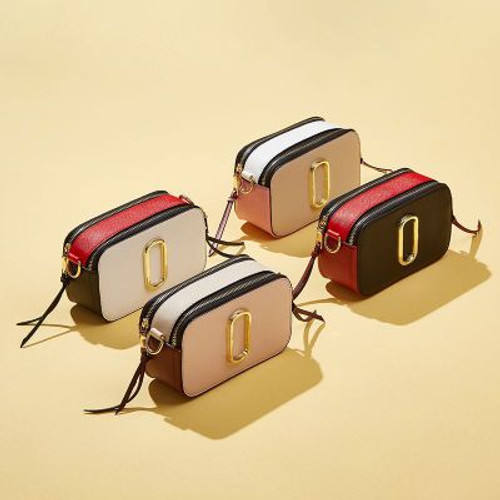 Female Fashion Pu One Shoulder Messenger Small Bag Wild Ins Fashion Female Camera Bag