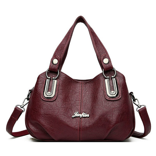 Women's Bags New Fashion Middle-aged Ladies Large-capacity One-shoulder Messenger Bag