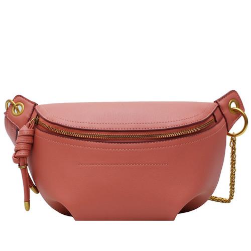 Female Bag New Style Crossbody Chest Bag Female Trendy Bag Small Bag Wild Waist Bag Female Trend
