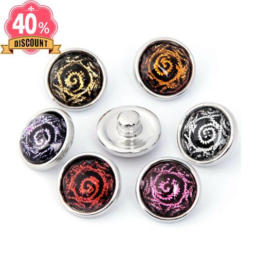 Personality snap jewelry charms fitsnapbuttonpendant LSSN735