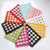 Genuine Leather 18MM Snap Button Display For 24pcs DIY Jewelry Soft Displays Holder LSPB01