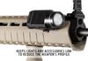 Magpul M-LOK Cantilever Rail/Light Mount - Polymer