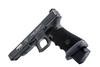 Taran Tactical Glock 17L Combat Master with traditional stippling