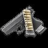 ETS Glock 43 9mm - 9-round Magazine