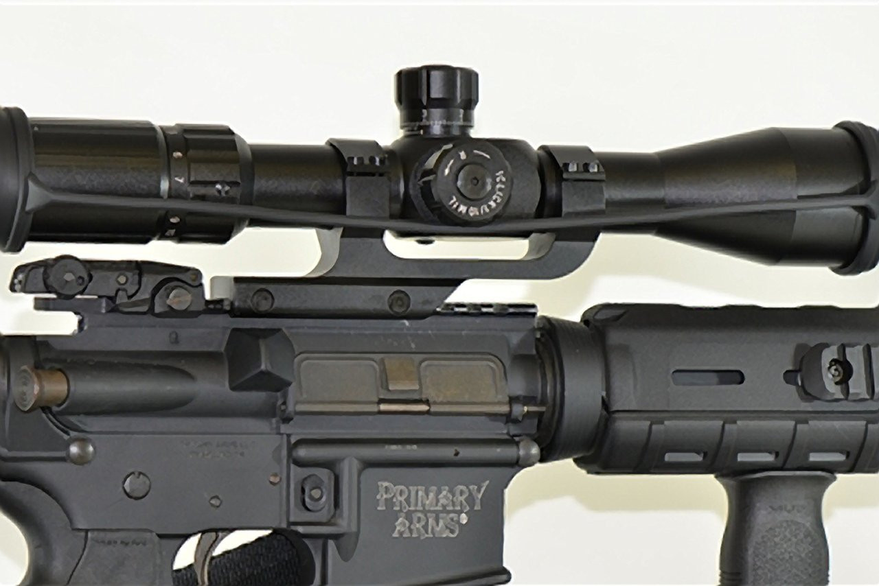 Primary Arms 4-14X44mm Riflescope - Mil-Dot