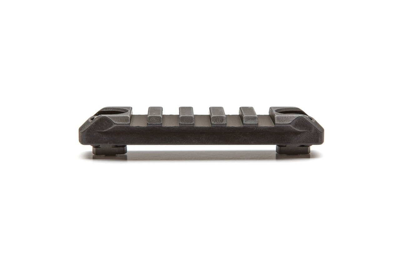 BCM 3-inch Picatinny Rail Section, Aluminum (M-LOK Compatible)