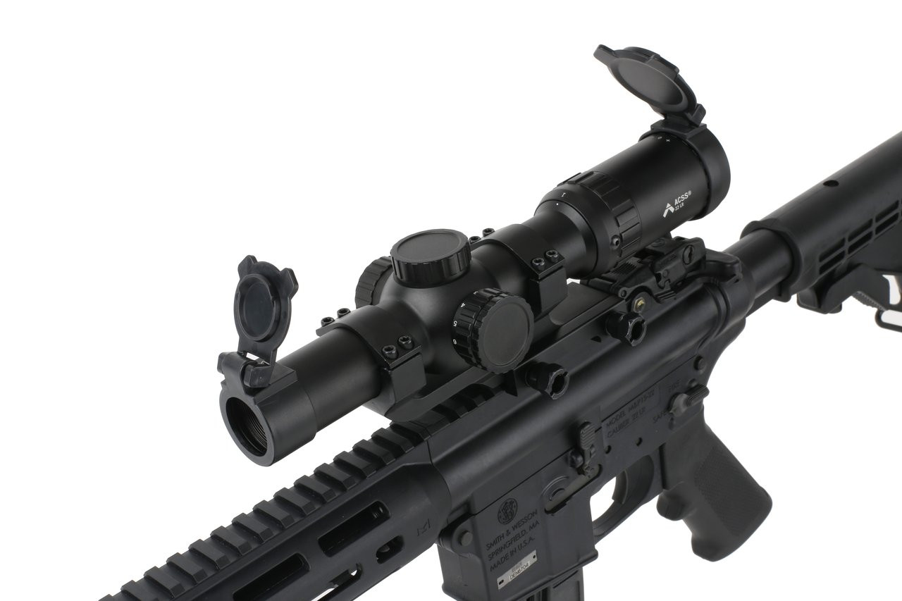 Primary Arms 1-6X24mm SFP Riflescope Gen III with Patented ACSS 22LR Reticle