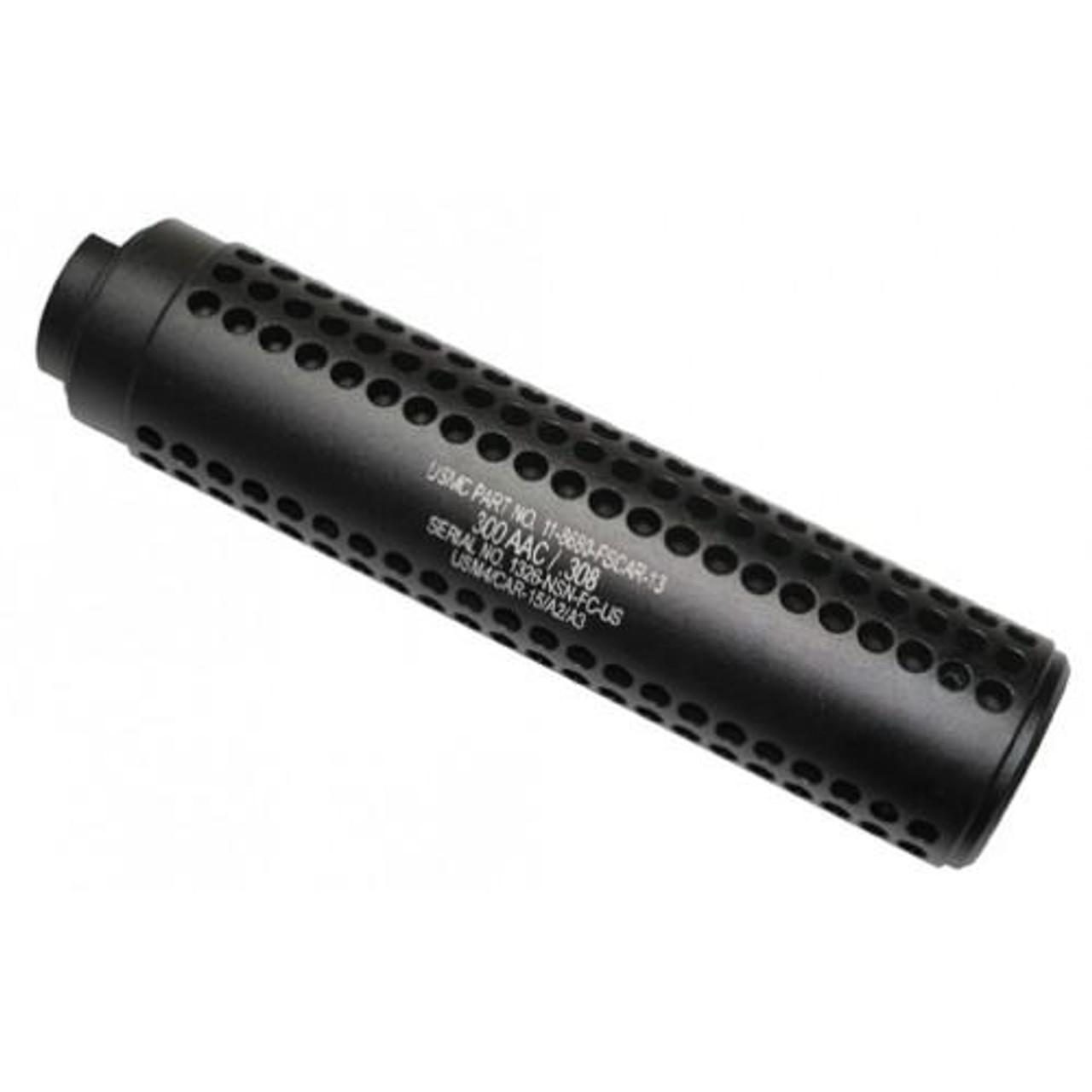 Guntech 308 AR Reverse Thread Slip Over SOCOM Style Fake Suppressor