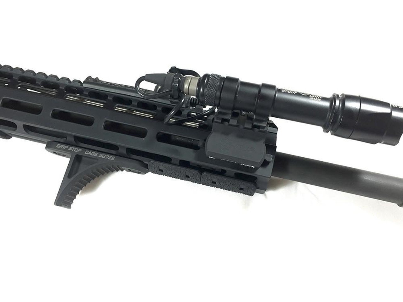 Kinetic Development Group MLOK Universal Offset Mount