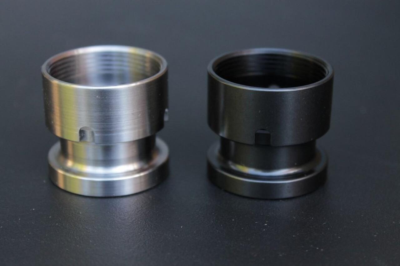 V Seven Titanium KMR Barrel Nut