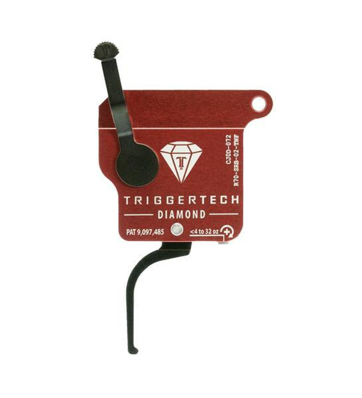 TriggerTech Remington 700 Diamond Trigger