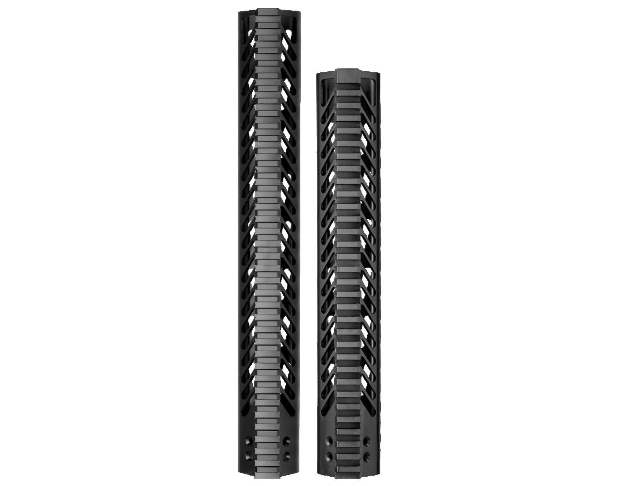 Seekins Precision SP3R Ruger Precision 12-inch Rail System - KeyMod