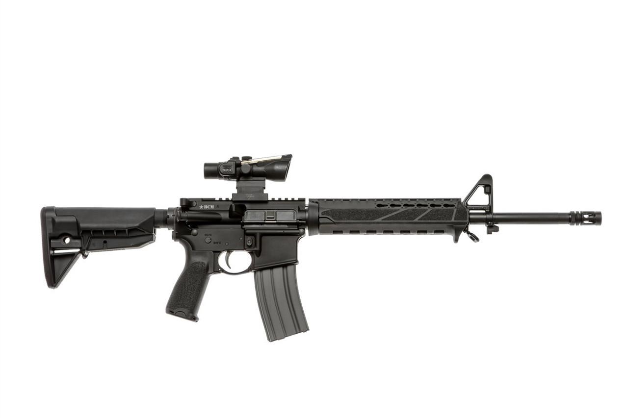 BCM GUNFIGHTER Mod 0 SOPMOD Stock - Black