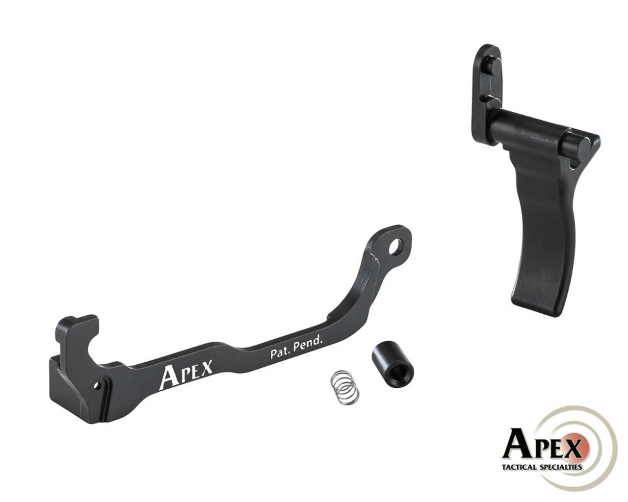 Apex Tactical Curved Forward Set Trigger Kit for Sig P320