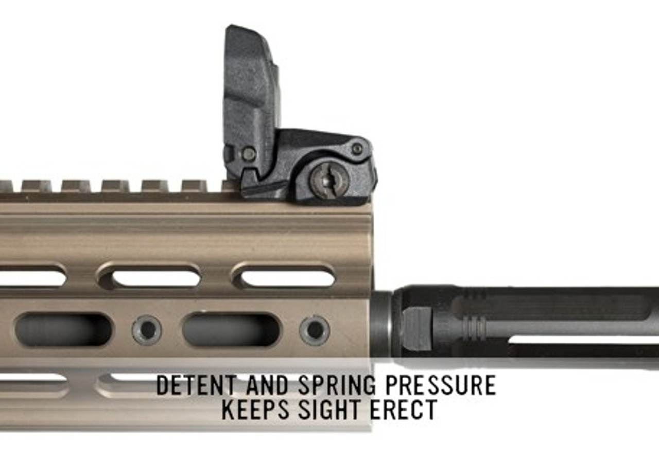 Magpul MBUS Back-Up Sight - Front GEN 2