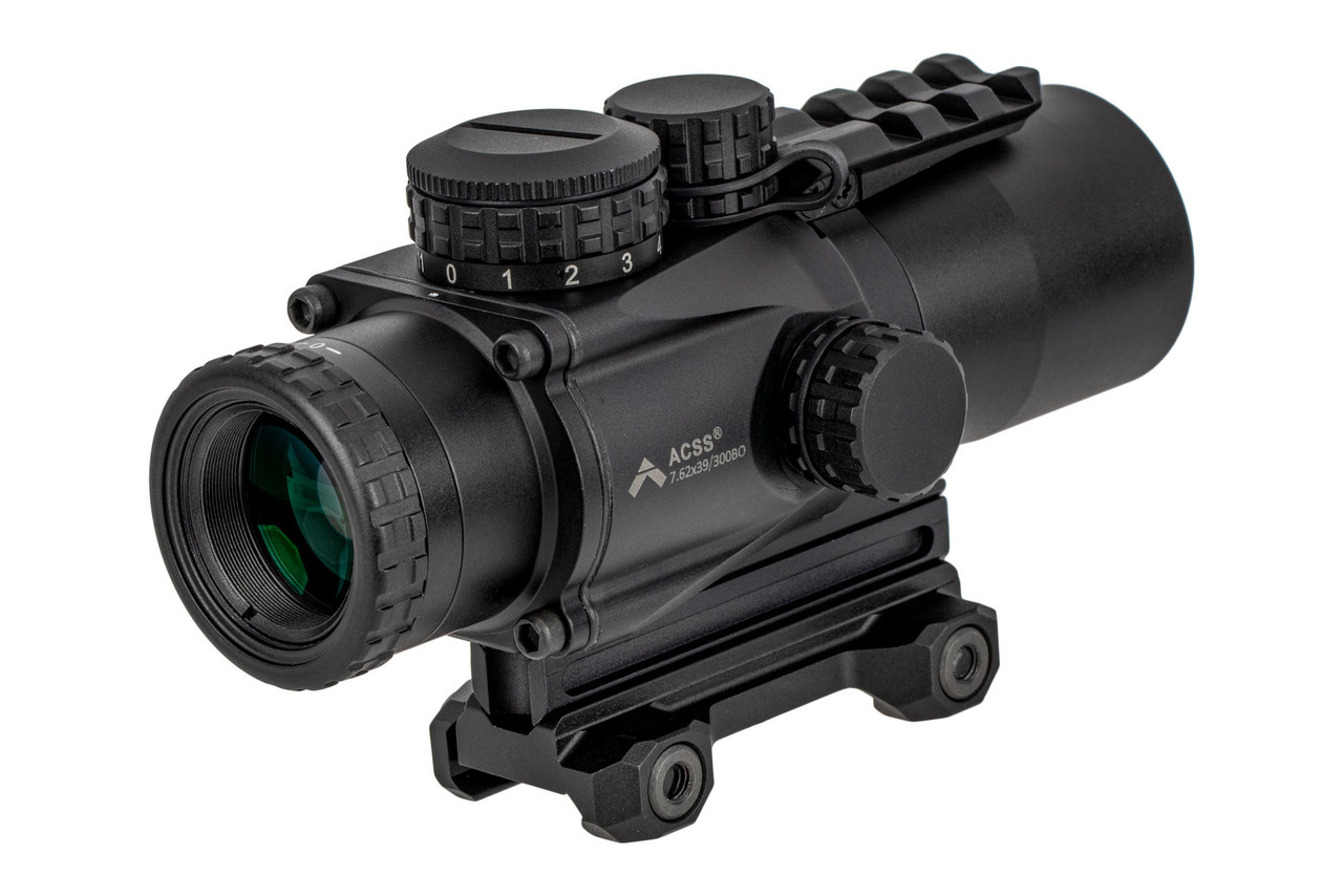 Primary Arms Gen III 3X Compact Prism Scope ACSS 7.62x39/.300BLK CQB Reticle