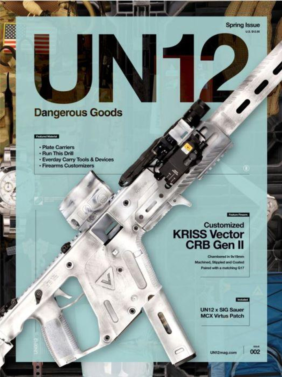 UN12 Magazine - Issue 2