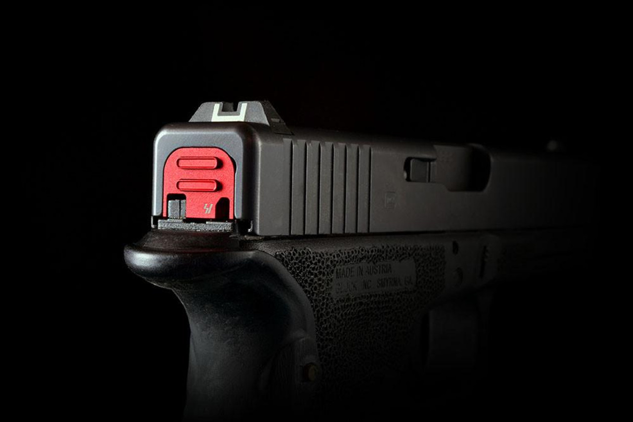 Strike Industries Slide Cover Plate for Glock (V2)