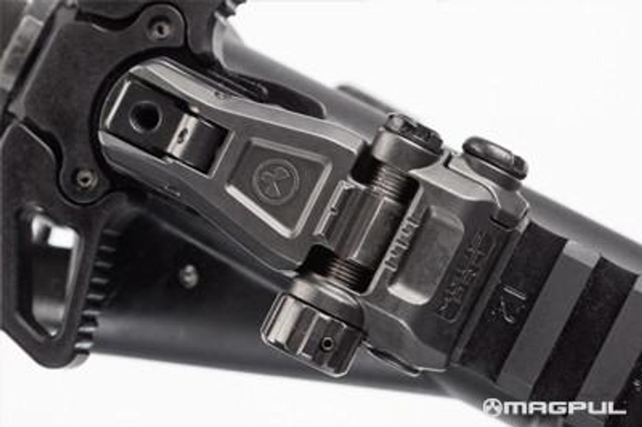 Magpul MBUS Pro Back-Up Sight - Rear