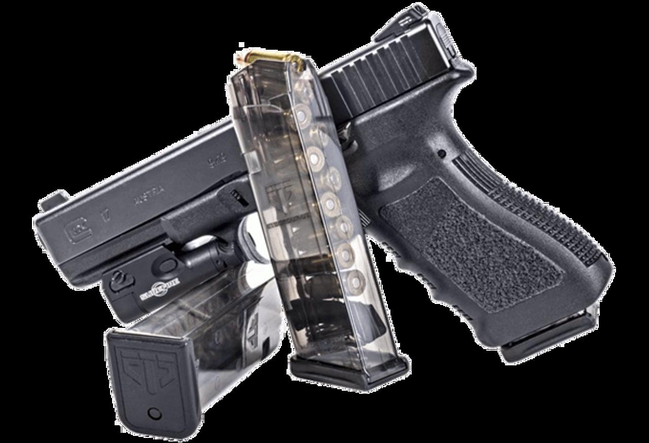 ETS Glock 17 9mm - Limited 10-round Magazine