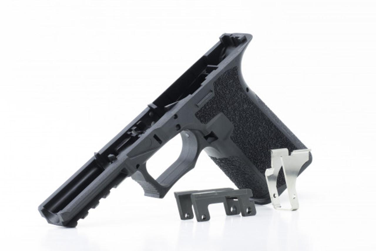 Polymer80 PFS9 Serialized G17/G22 Standard Frame Textured - Black