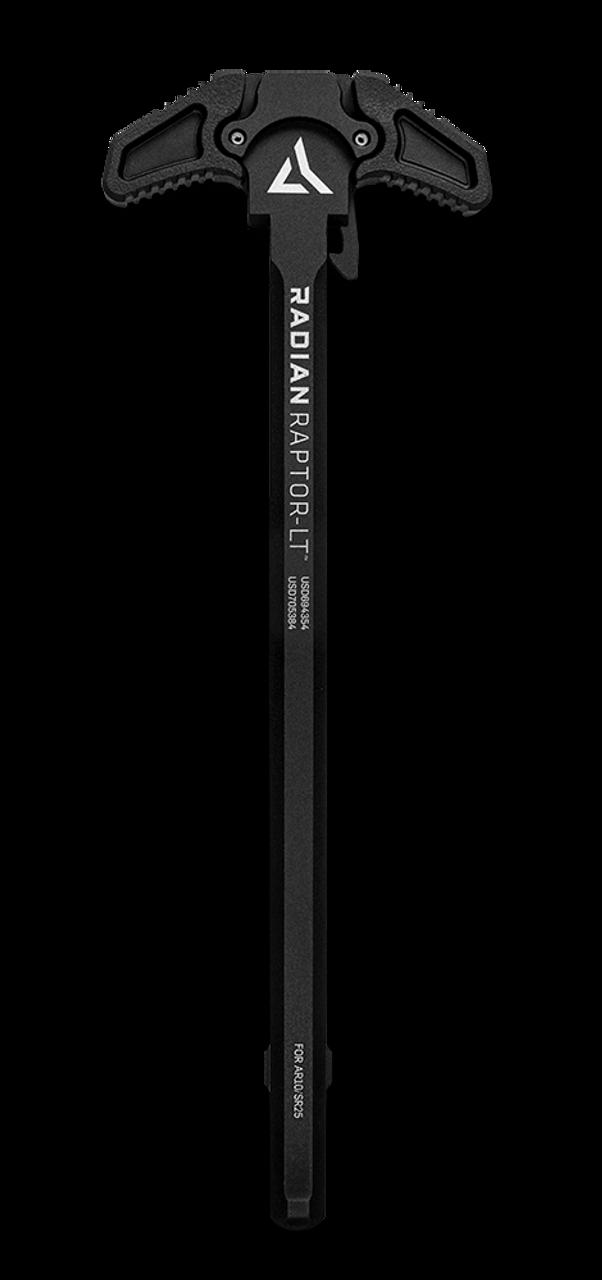 Radian Weapons Raptor-LT Ambidextrous Charging Handle - 7.62mm - AR10/SR25