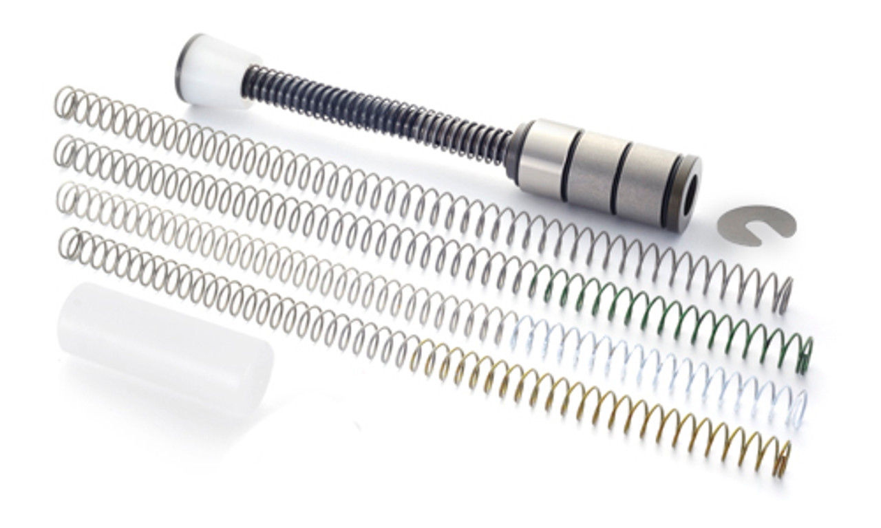 JP Enterprises Gen 2 AR15 Silent Captured Spring Builder Kit w/ Alt Spring Pack