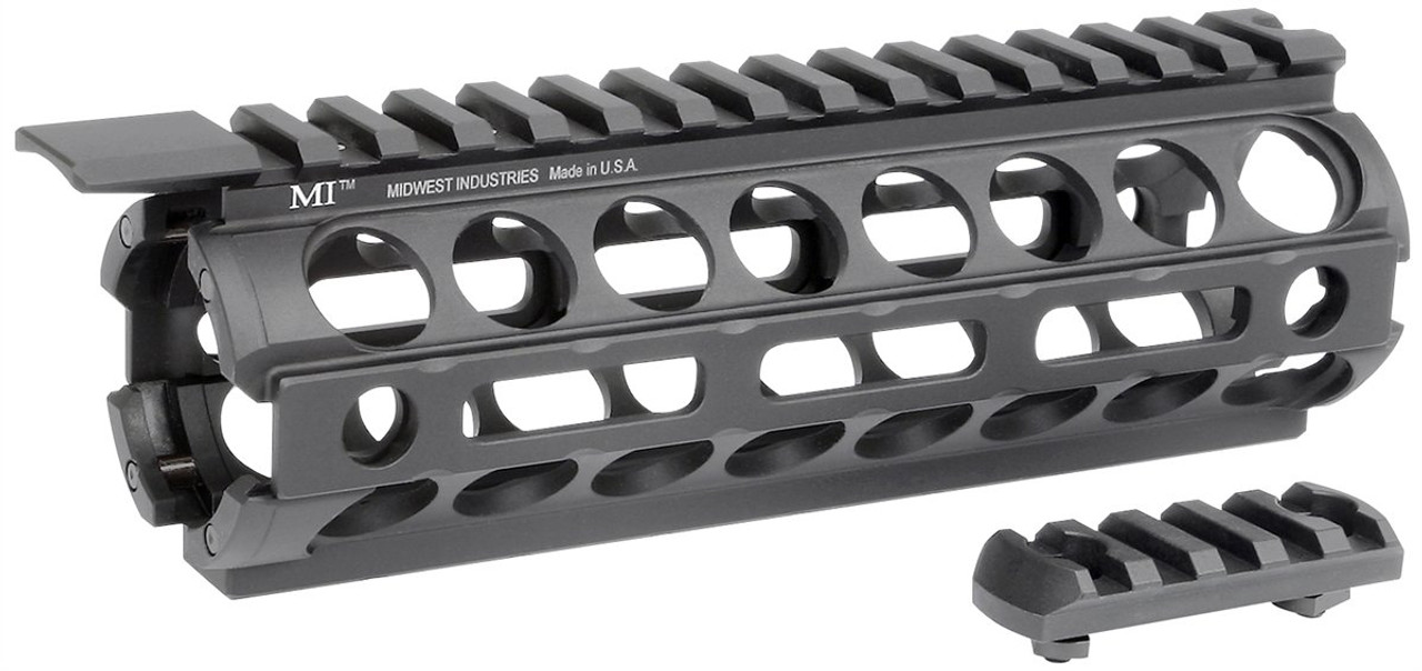 Midwest Industries Two Piece M-LOK Drop-In Carbine Handguard