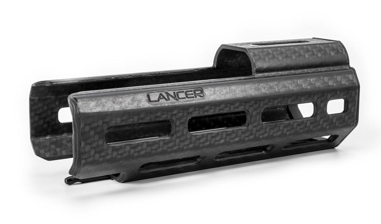 "Lancer MPX 6.5"" Carbon Fiber M-LOK Handguard"