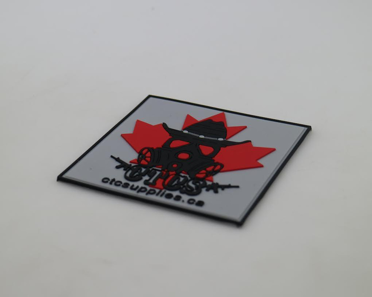 CTCSupplies.ca Velcro Patch