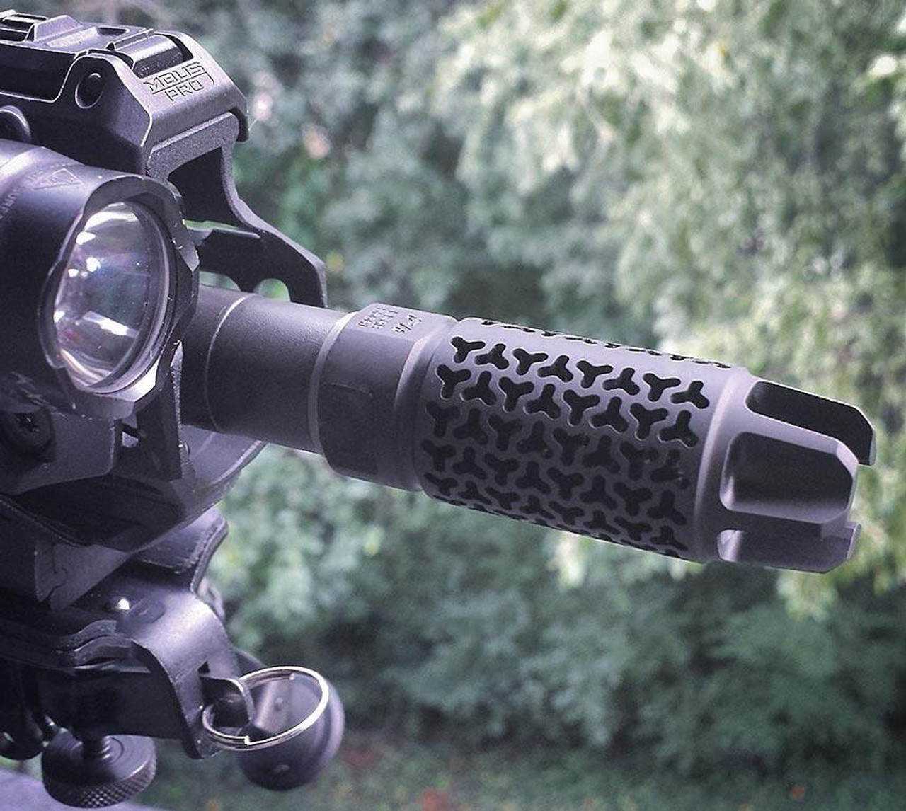 Precision Armament - EFAB Hybrid Muzzle Brake .308/7.62mm