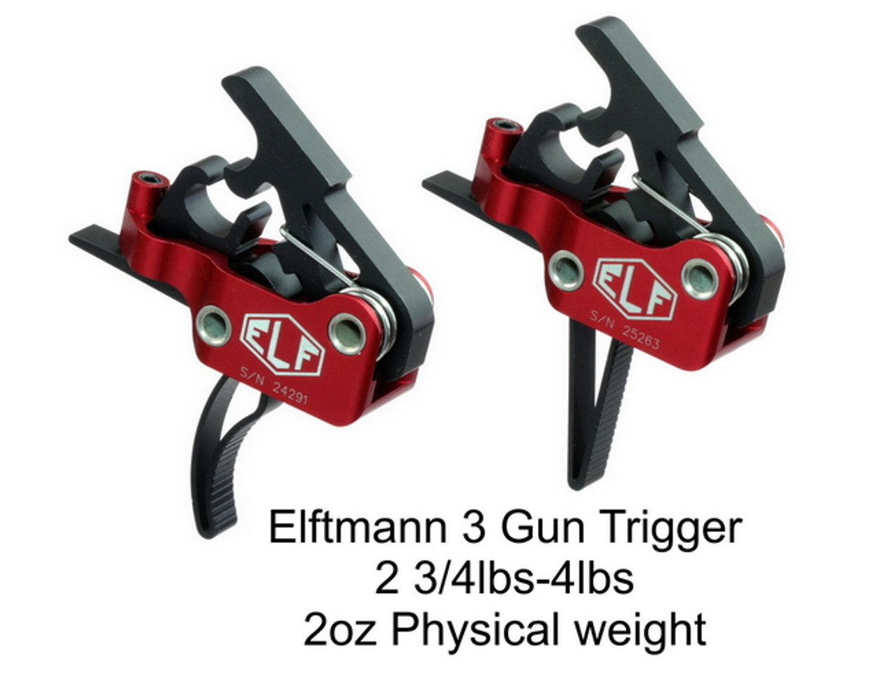 Elftmann 3 Gun AR15 Trigger