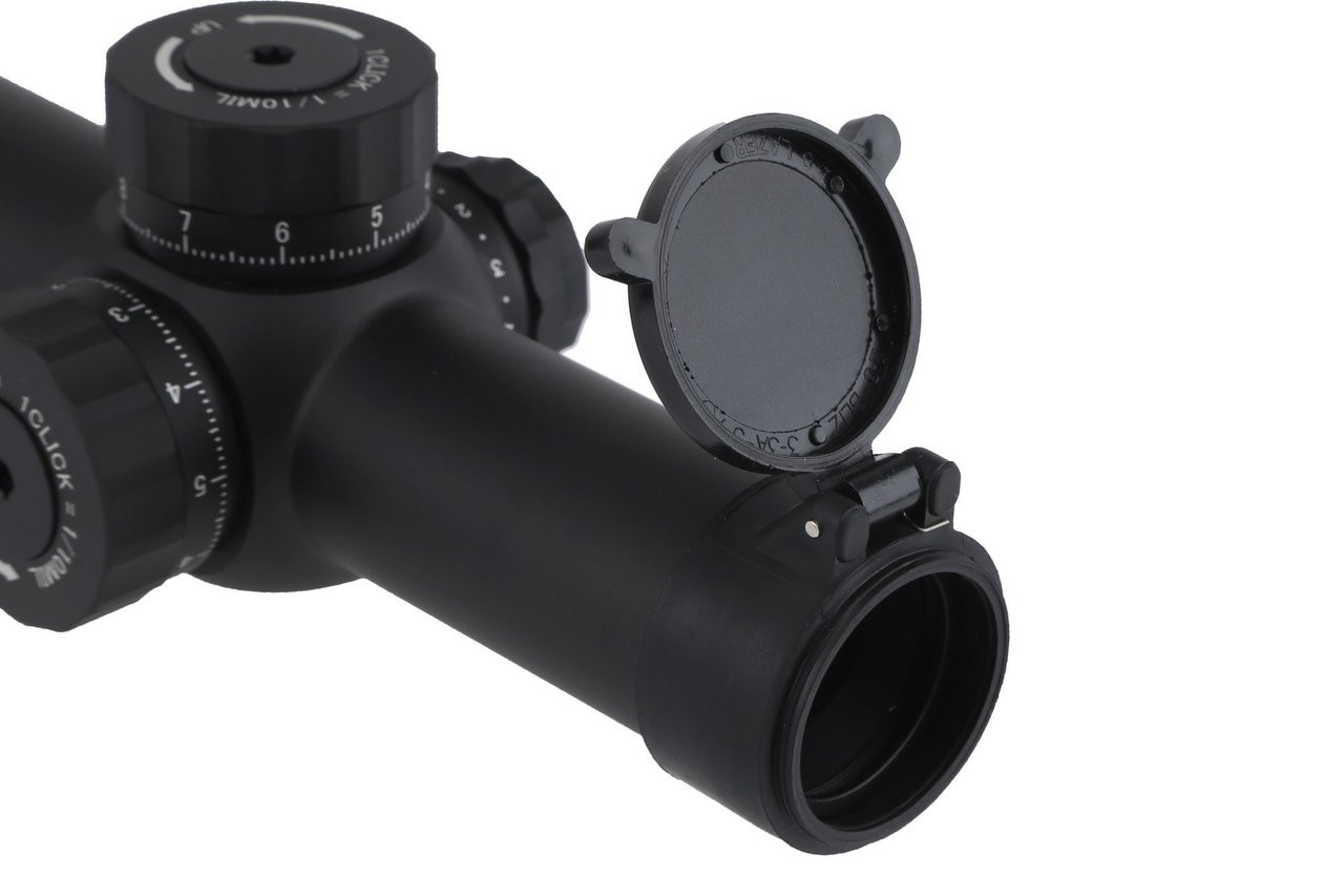 Primary Arms Platinum Series 1-8X24mm Riflescope with Advanced Mil Reticle