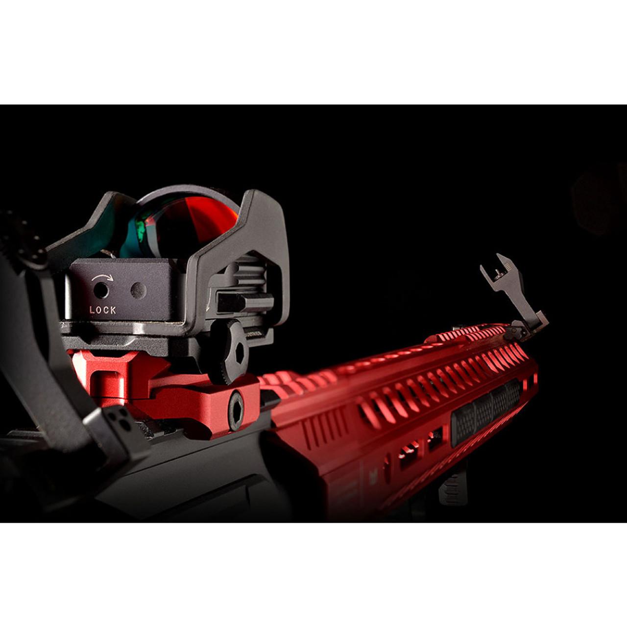 Red Strike Industries REX Riser Reflex Picatinny Co-Witness Sight//Optic Mount