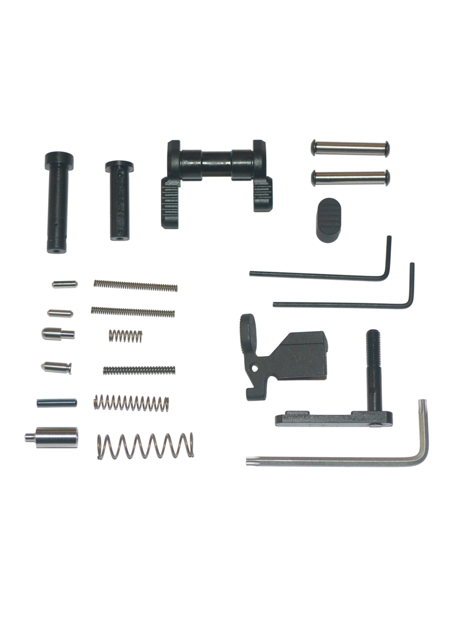 Armaspec Gun Builder AR15 Lower Parts Kit LPK (less Fire Control and Grip)