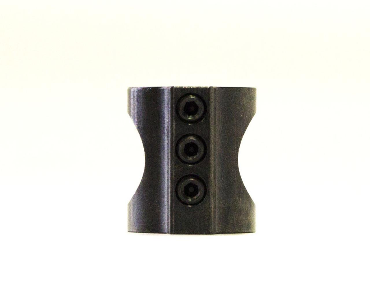 "Faxon .625"" Ultra Low-Profile Gas Block - Three Set Screws"